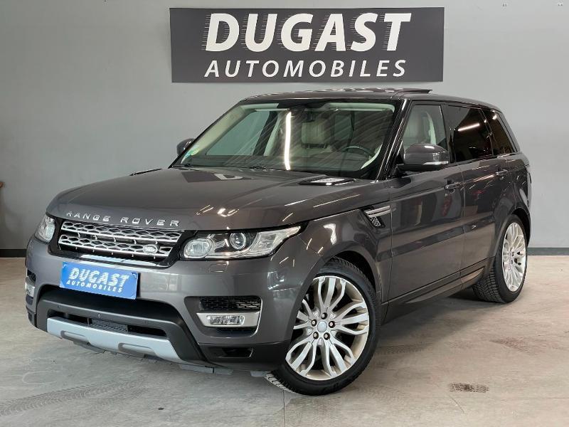Photo 2 de l'offre de LAND-ROVER Range Rover Sport 3.0 TDV6 258 HSE Dynamic Mark IV à 35900€ chez Dugast automobiles