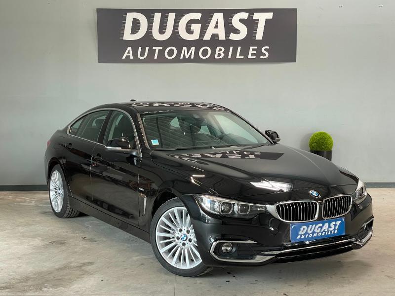 Photo 1 de l'offre de BMW Serie 4 Gran Coupe 420d 190ch Luxury Euro6c à 27900€ chez Dugast automobiles