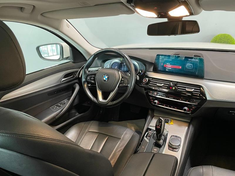 Photo 8 de l'offre de BMW Serie 5 Touring 530dA xDrive 265ch Business Steptronic à 29900€ chez Dugast automobiles