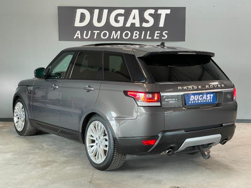 Photo 3 de l'offre de LAND-ROVER Range Rover Sport 3.0 TDV6 258 HSE Dynamic Mark IV à 35900€ chez Dugast automobiles
