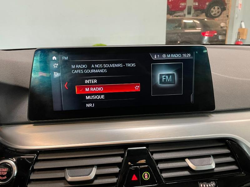 Photo 20 de l'offre de BMW Serie 5 Touring 530dA xDrive 265ch Business Steptronic à 29900€ chez Dugast automobiles