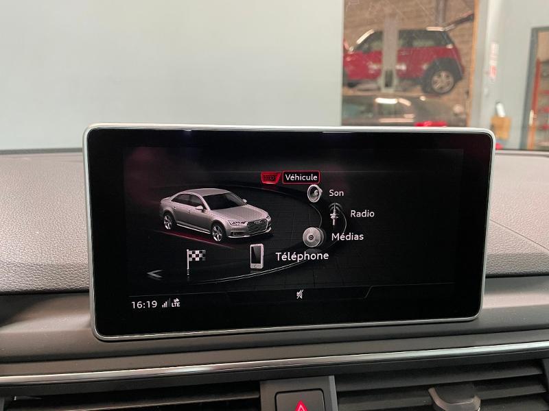 Photo 21 de l'offre de AUDI A4 35 TFSI 150ch Business line S tronic 7 Euro6d-T à 25900€ chez Dugast automobiles