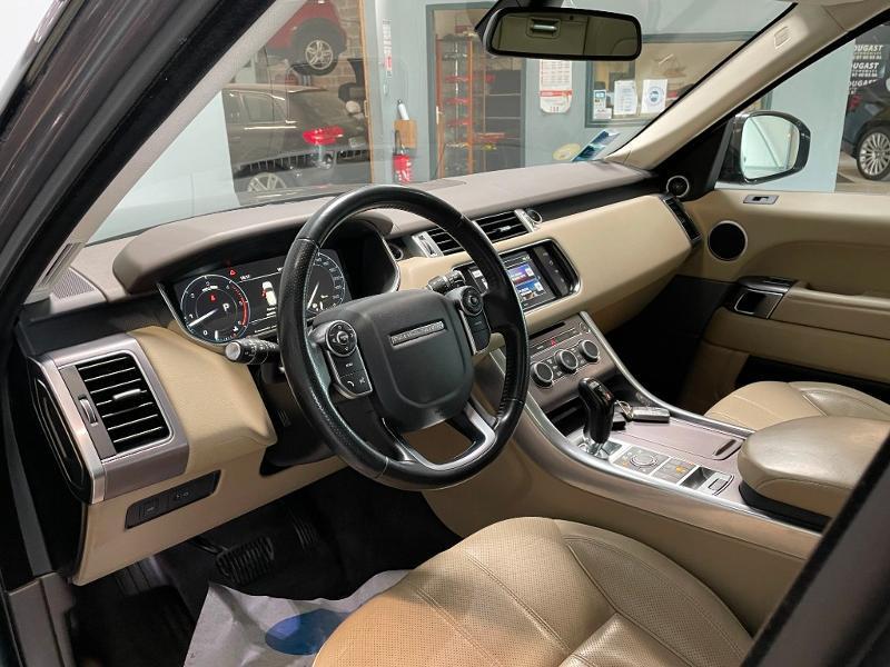 Photo 20 de l'offre de LAND-ROVER Range Rover Sport 3.0 TDV6 258 HSE Dynamic Mark IV à 35900€ chez Dugast automobiles