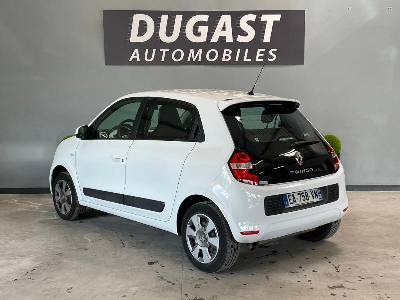 Photo 3 de l'offre de RENAULT Twingo 1.0 SCe 70ch Zen Euro6 à 6900€ chez Dugast automobiles