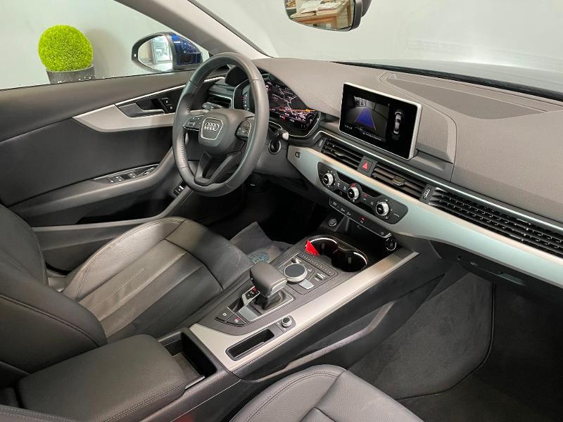 Photo 5 de l'offre de AUDI A4 35 TFSI 150ch Business line S tronic 7 Euro6d-T à 25900€ chez Dugast automobiles