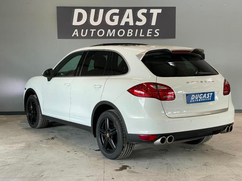 Photo 3 de l'offre de PORSCHE Cayenne Diesel Platinum Edition à 32900€ chez Dugast automobiles
