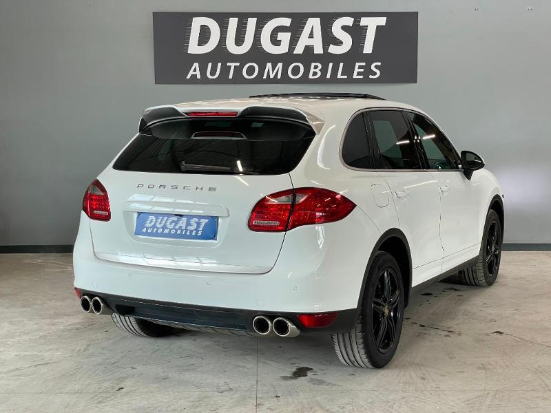 Photo 4 de l'offre de PORSCHE Cayenne Diesel Platinum Edition à 32900€ chez Dugast automobiles