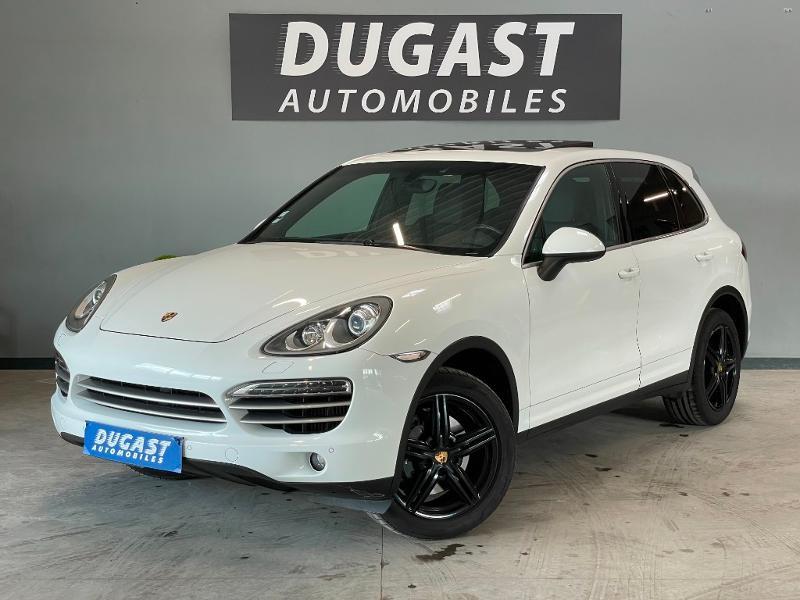 Photo 2 de l'offre de PORSCHE Cayenne Diesel Platinum Edition à 32900€ chez Dugast automobiles