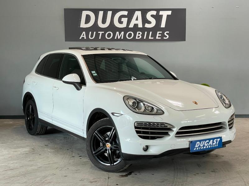 Photo 1 de l'offre de PORSCHE Cayenne Diesel Platinum Edition à 32900€ chez Dugast automobiles