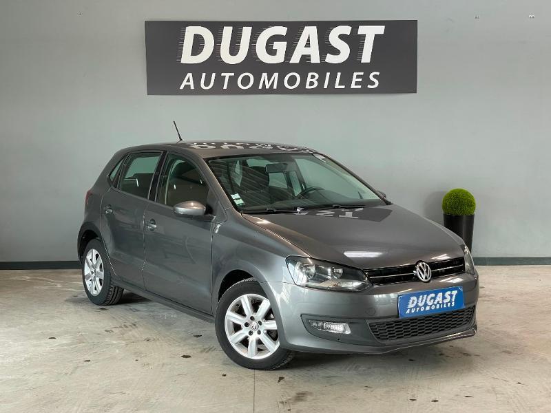 Volkswagen Polo 1.6 TDI 90ch BlueMotion Technology FAP Confortline 5p Diesel GRIS F Occasion à vendre