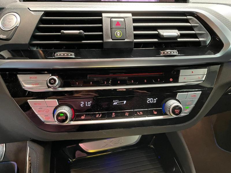 Photo 24 de l'offre de BMW X4 xDrive30d 265ch M Sport Euro6d-T à 47900€ chez Dugast automobiles