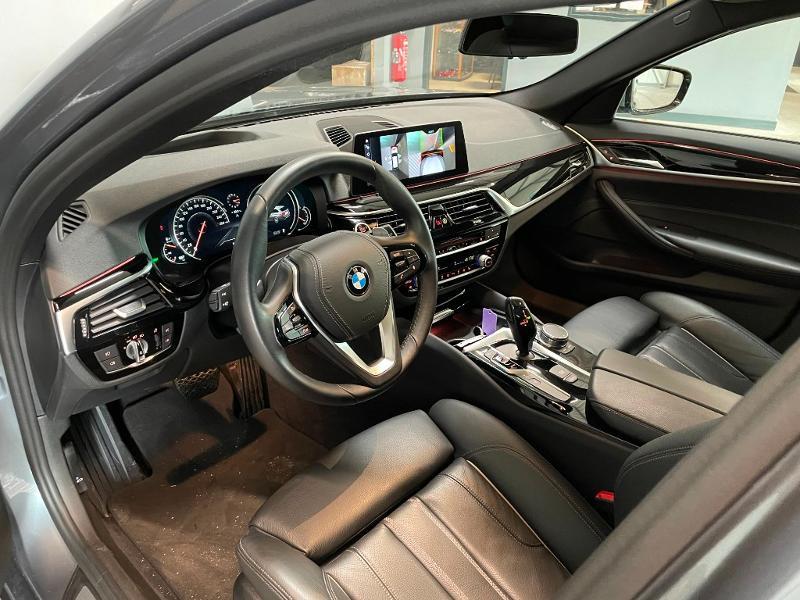 Photo 15 de l'offre de BMW Serie 5 Touring 520dA 190ch Sport Steptronic Euro6c à 37900€ chez Dugast automobiles