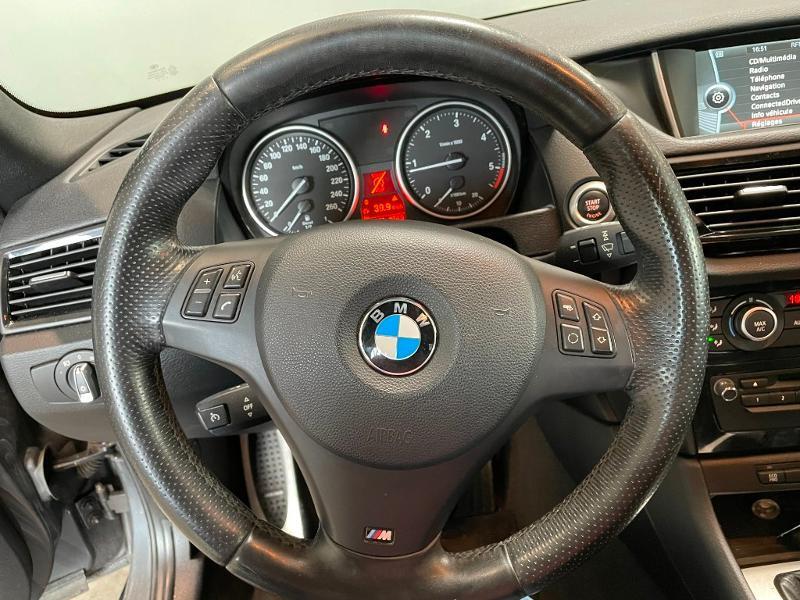 Photo 15 de l'offre de BMW X1 xDrive18d 143ch M Sport à 14900€ chez Dugast automobiles