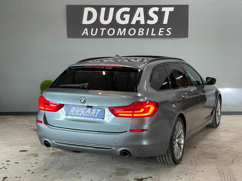 Photo 4 de l'offre de BMW Serie 5 Touring 520dA 190ch Sport Steptronic Euro6c à 37900€ chez Dugast automobiles