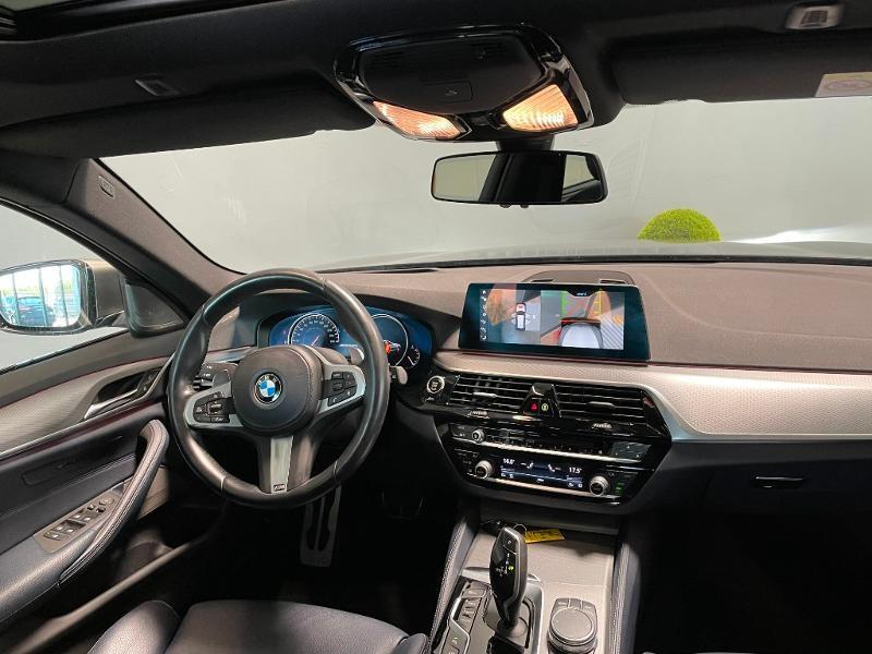 Photo 10 de l'offre de BMW Serie 5 M550dA touring xDrive 400ch Steptronic Euro6c à 55900€ chez Dugast automobiles