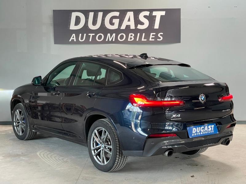 Photo 3 de l'offre de BMW X4 xDrive30d 265ch M Sport Euro6d-T à 47900€ chez Dugast automobiles