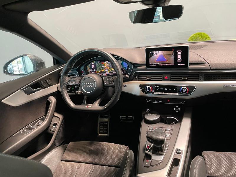 Photo 10 de l'offre de AUDI A5 Sportback 2.0 TDI 190ch S line quattro S tronic 7 à 32900€ chez Dugast automobiles