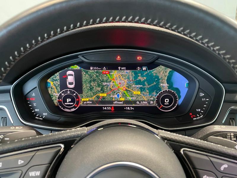 Photo 19 de l'offre de AUDI A5 Sportback 2.0 TDI 190ch S line quattro S tronic 7 à 32900€ chez Dugast automobiles