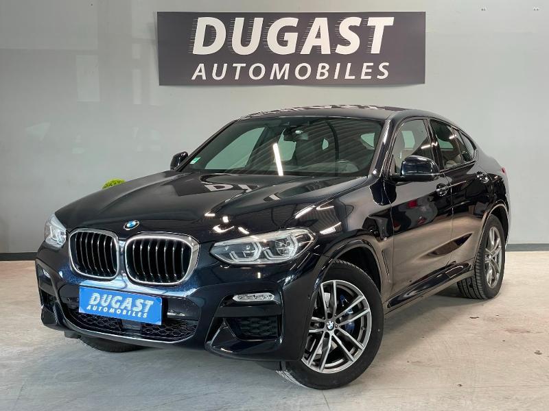 Photo 2 de l'offre de BMW X4 xDrive30d 265ch M Sport Euro6d-T à 47900€ chez Dugast automobiles