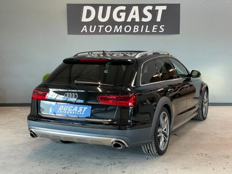 Photo 4 de l'offre de AUDI A6 Allroad 3.0 V6 BiTDI 320ch Avus quattro Tiptronic à 35900€ chez Dugast automobiles