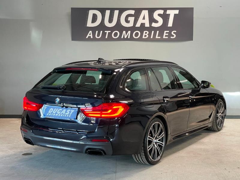 Photo 4 de l'offre de BMW Serie 5 M550dA touring xDrive 400ch Steptronic Euro6c à 55900€ chez Dugast automobiles
