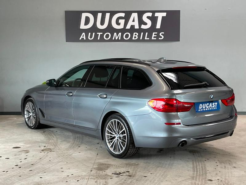 Photo 3 de l'offre de BMW Serie 5 Touring 520dA 190ch Sport Steptronic Euro6c à 37900€ chez Dugast automobiles