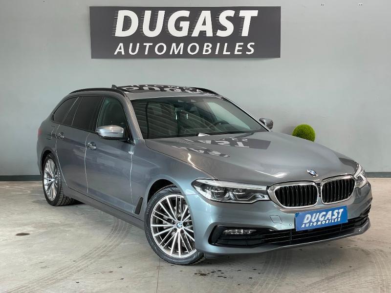 Photo 1 de l'offre de BMW Serie 5 Touring 520dA 190ch Sport Steptronic Euro6c à 37900€ chez Dugast automobiles