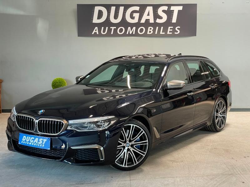 Photo 2 de l'offre de BMW Serie 5 M550dA touring xDrive 400ch Steptronic Euro6c à 55900€ chez Dugast automobiles