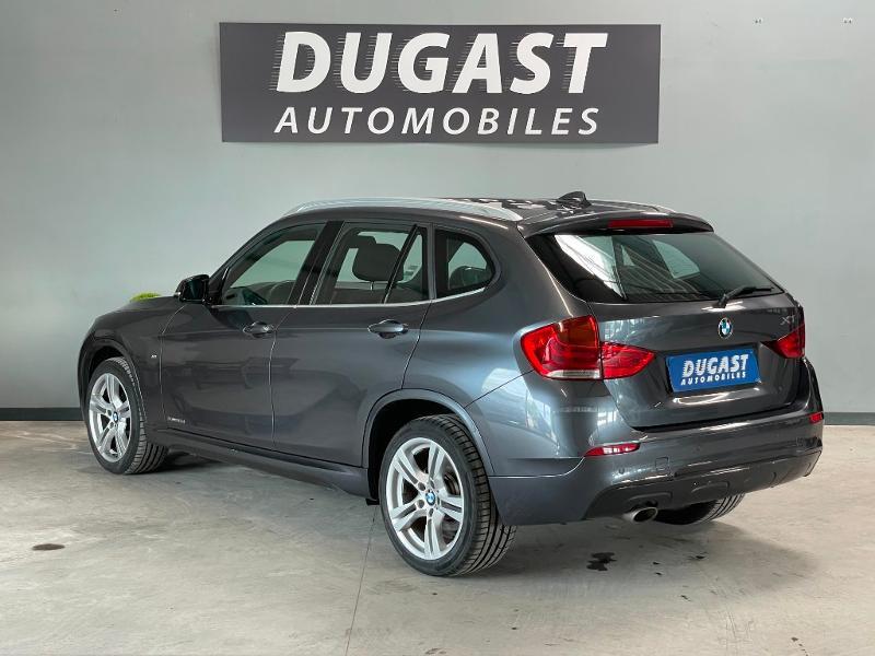 Photo 3 de l'offre de BMW X1 xDrive18d 143ch M Sport à 14900€ chez Dugast automobiles