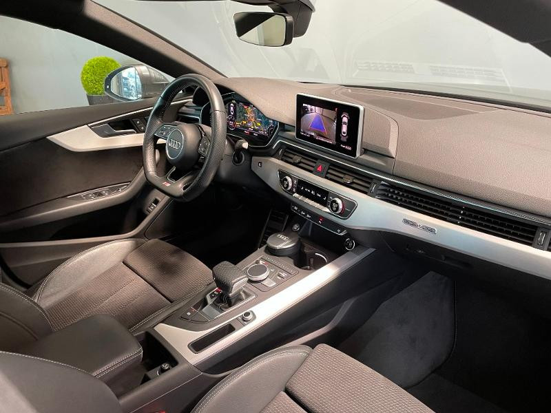 Photo 5 de l'offre de AUDI A5 Sportback 2.0 TDI 190ch S line quattro S tronic 7 à 32900€ chez Dugast automobiles