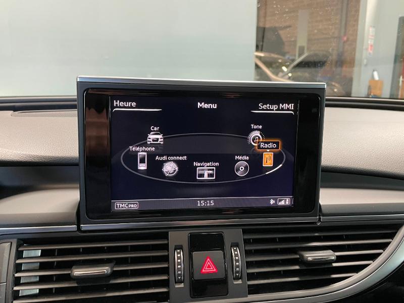 Photo 28 de l'offre de AUDI A6 Allroad 3.0 V6 BiTDI 320ch Avus quattro Tiptronic à 35900€ chez Dugast automobiles