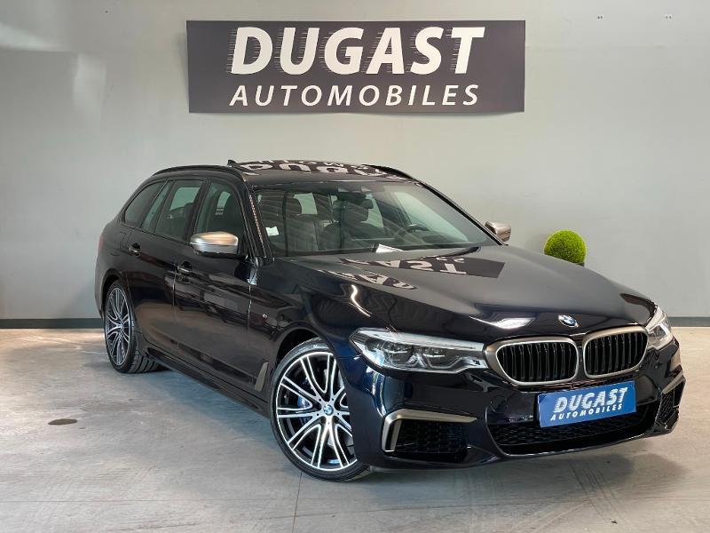 Photo 1 de l'offre de BMW Serie 5 M550dA touring xDrive 400ch Steptronic Euro6c à 55900€ chez Dugast automobiles