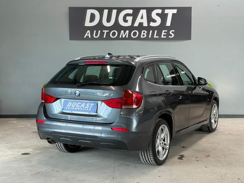Photo 4 de l'offre de BMW X1 xDrive18d 143ch M Sport à 14900€ chez Dugast automobiles