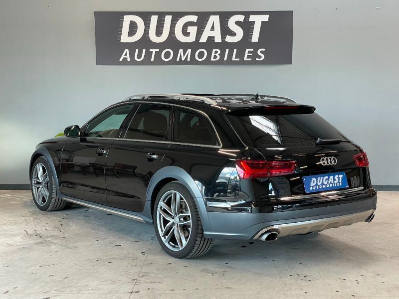 Photo 3 de l'offre de AUDI A6 Allroad 3.0 V6 BiTDI 320ch Avus quattro Tiptronic à 35900€ chez Dugast automobiles