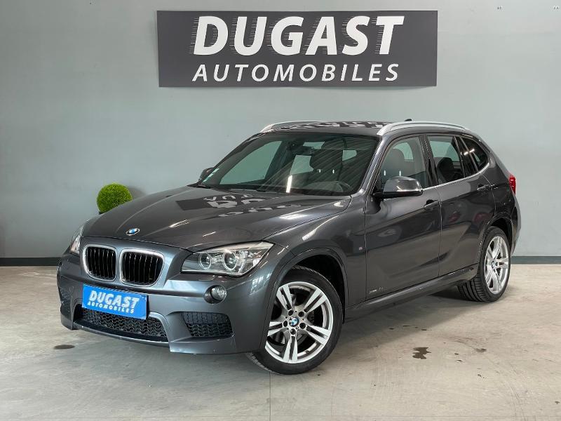 Photo 2 de l'offre de BMW X1 xDrive18d 143ch M Sport à 14900€ chez Dugast automobiles