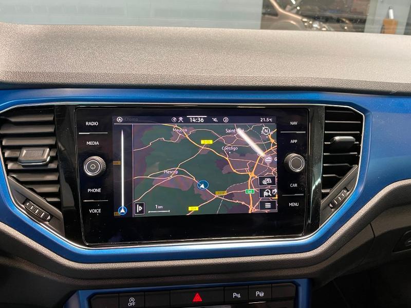 Photo 17 de l'offre de VOLKSWAGEN T-Roc cabriolet 1.5 TSI EVO 150ch style DSG7 Euro6d-T à 31900€ chez Dugast automobiles