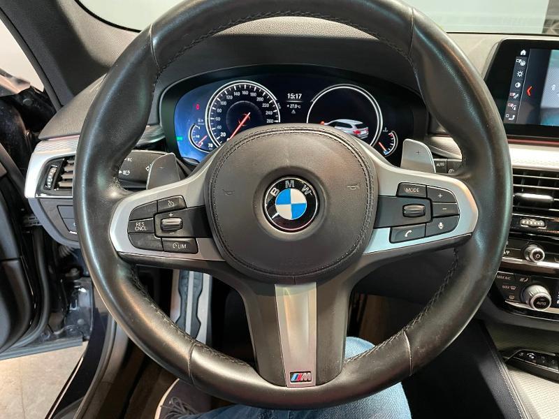 Photo 22 de l'offre de BMW Serie 5 M550dA touring xDrive 400ch Steptronic Euro6c à 55900€ chez Dugast automobiles