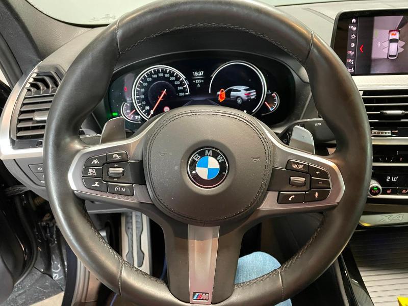 Photo 21 de l'offre de BMW X4 xDrive30d 265ch M Sport Euro6d-T à 47900€ chez Dugast automobiles
