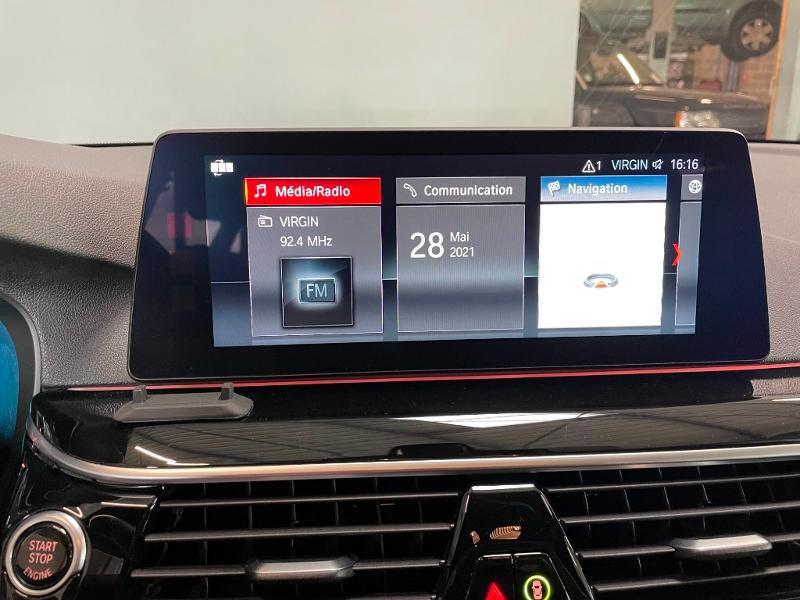 Photo 23 de l'offre de BMW Serie 5 Touring 520dA 190ch Sport Steptronic Euro6c à 37900€ chez Dugast automobiles