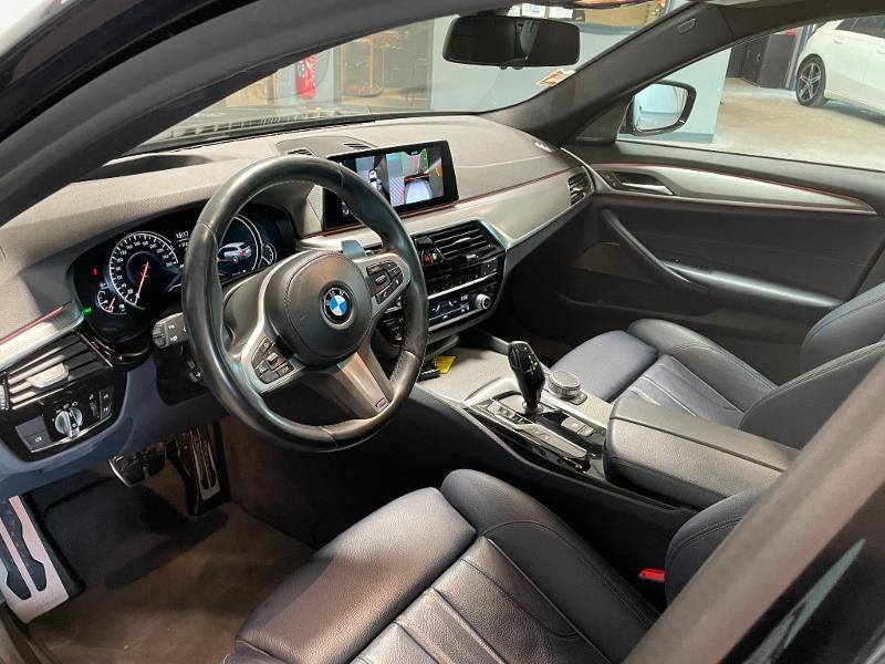 Photo 18 de l'offre de BMW Serie 5 M550dA touring xDrive 400ch Steptronic Euro6c à 55900€ chez Dugast automobiles
