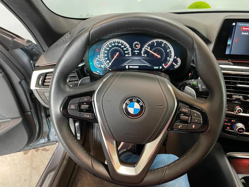 Photo 27 de l'offre de BMW Serie 5 Touring 520dA 190ch Sport Steptronic Euro6c à 37900€ chez Dugast automobiles