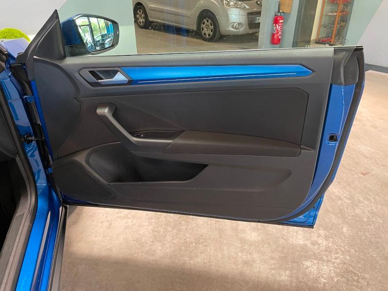 Photo 8 de l'offre de VOLKSWAGEN T-Roc cabriolet 1.5 TSI EVO 150ch style DSG7 Euro6d-T à 31900€ chez Dugast automobiles
