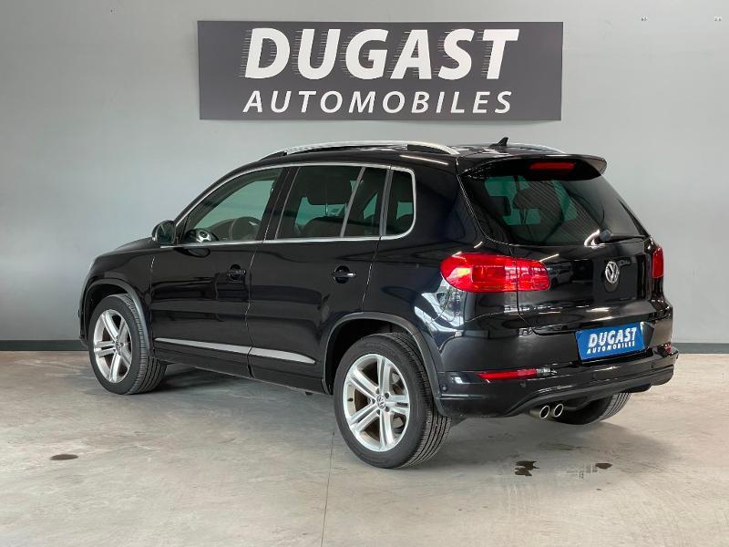Photo 3 de l'offre de VOLKSWAGEN Tiguan 2.0 TDI 177ch BlueMotion Technology FAP R Exclusive 4Motion DSG7 à 16900€ chez Dugast automobiles