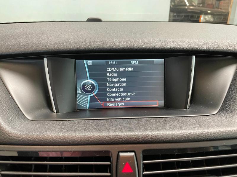 Photo 12 de l'offre de BMW X1 xDrive18d 143ch M Sport à 14900€ chez Dugast automobiles