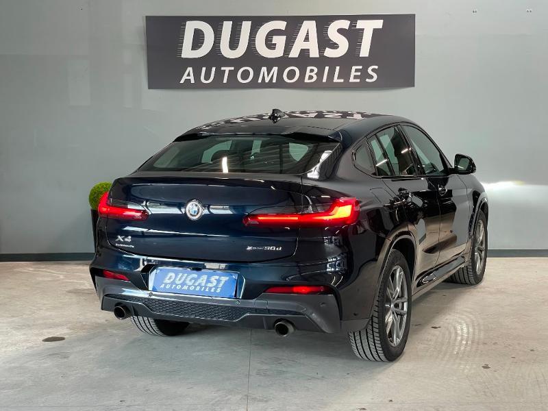 Photo 4 de l'offre de BMW X4 xDrive30d 265ch M Sport Euro6d-T à 47900€ chez Dugast automobiles