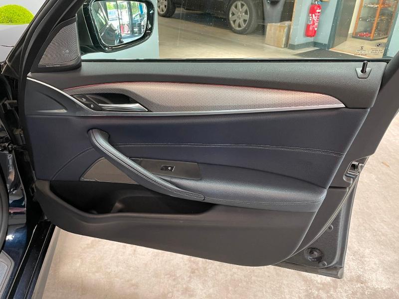 Photo 8 de l'offre de BMW Serie 5 M550dA touring xDrive 400ch Steptronic Euro6c à 55900€ chez Dugast automobiles