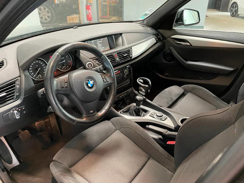 Photo 11 de l'offre de BMW X1 xDrive18d 143ch M Sport à 14900€ chez Dugast automobiles