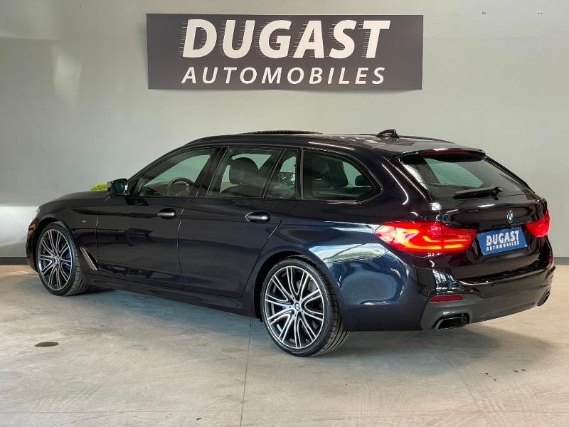 Photo 3 de l'offre de BMW Serie 5 M550dA touring xDrive 400ch Steptronic Euro6c à 55900€ chez Dugast automobiles