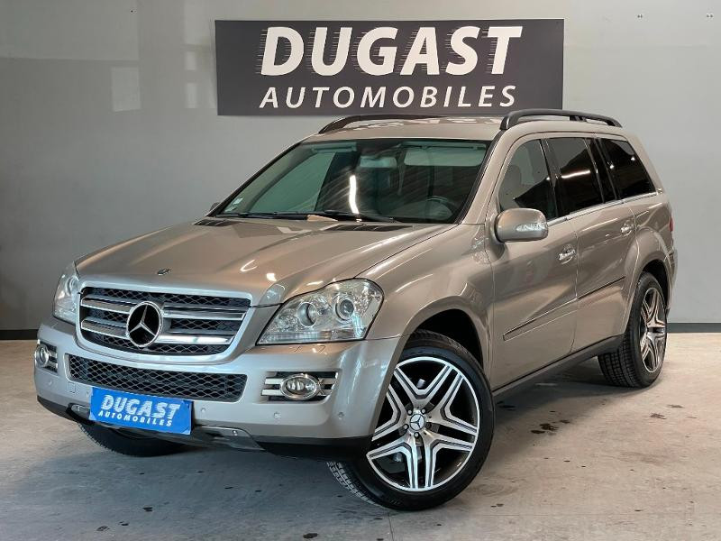 Photo 2 de l'offre de MERCEDES-BENZ Classe GL 500 Pack Luxe 7pl à 23900€ chez Dugast automobiles