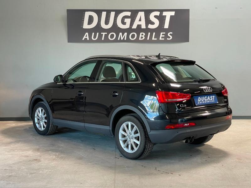 Photo 3 de l'offre de AUDI Q3 2.0 TDI 140ch Business line à 17900€ chez Dugast automobiles